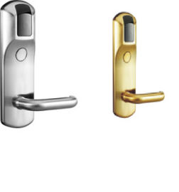China Stainless Steel Smart Hotel Electronic Door Locks With RFID Hotel Lock System distributor