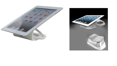 China Chargeable Ipad Display Security , Tablet Display Security Devices With LED Visual Alarm distributor