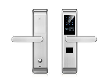Mobile APP Control Biometric Fingerprint Door Lock 304 Stainless Steel 5 Unlock Ways